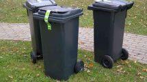 mycie pojemników na odpady