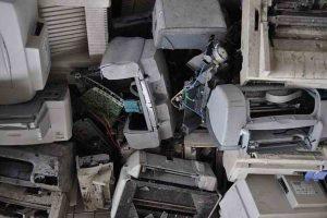 zużyty sprzęt elektryczny i elektroniczny