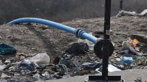 instalacja biogazowa na składowisku