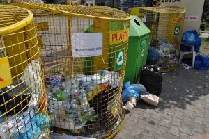 selektywna zbiórka odpadów