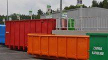 punkt selektywnego zbierania odpadów komunalnych PSZOK