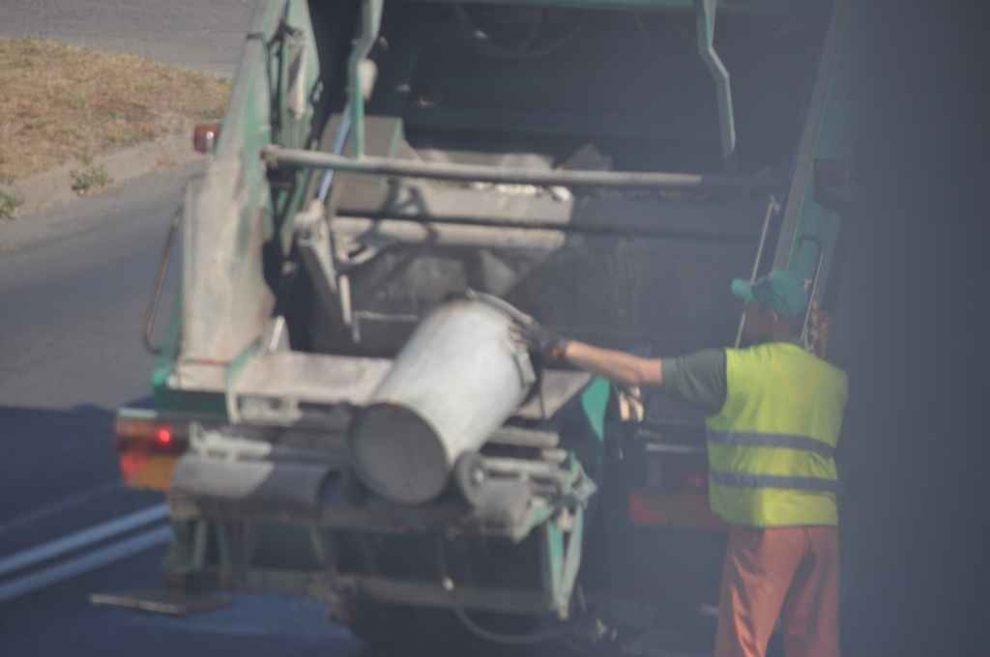 standardy świadczenia usług w gospodarce odpadami