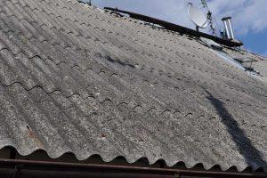 usuwanie azbestu, odpad niebezpieczny