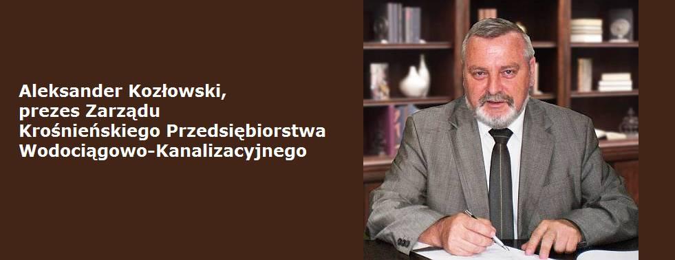 aleksander kozłowski wywiad