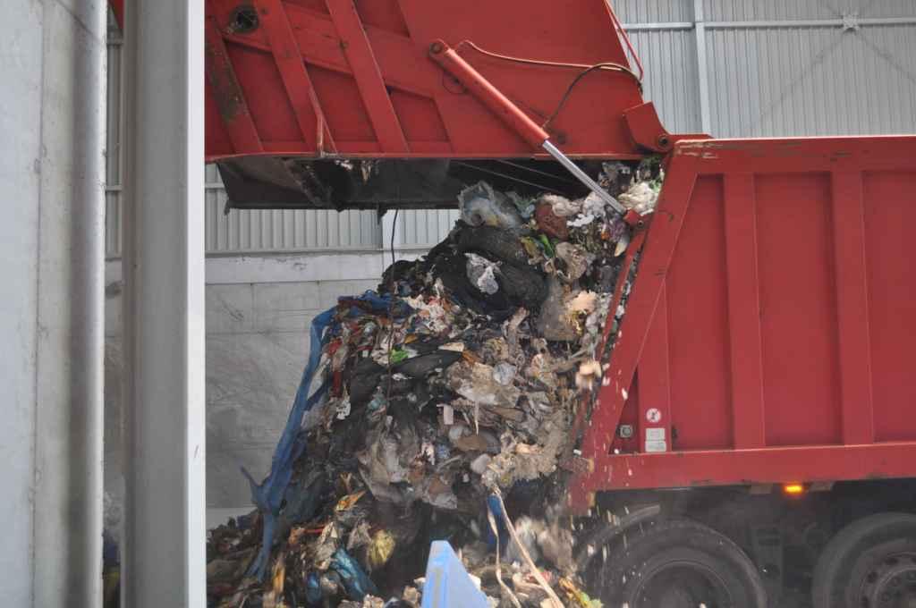 przedsiębiorcy odbierający odpady