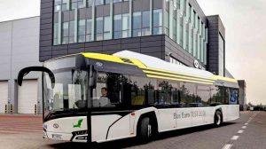 Bezemisyjne autobusy elektryczne