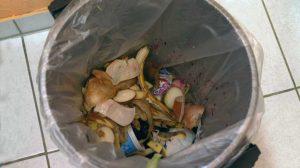Zbieranie odpadów kuchennych