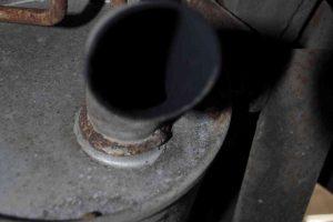 spaliny samochodowe – zanieczyszczenie powietrza