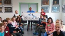 REKO-EKO przystanek na trasie Recykling Rejsu