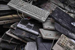 gospodarowanie zużytym sprzętem elektrycznym i elektronicznym (ZSEE)