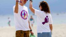 Czyste Tatry, czysta plaża