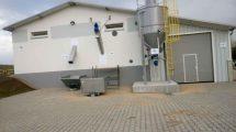 Oczyszczalnia w Rosnowie po modernizacji