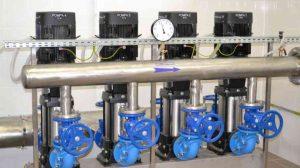 Zagwarantowane dostawy wody