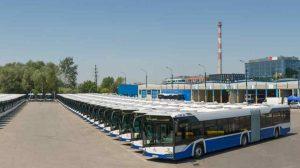 Proekologiczne autobusy