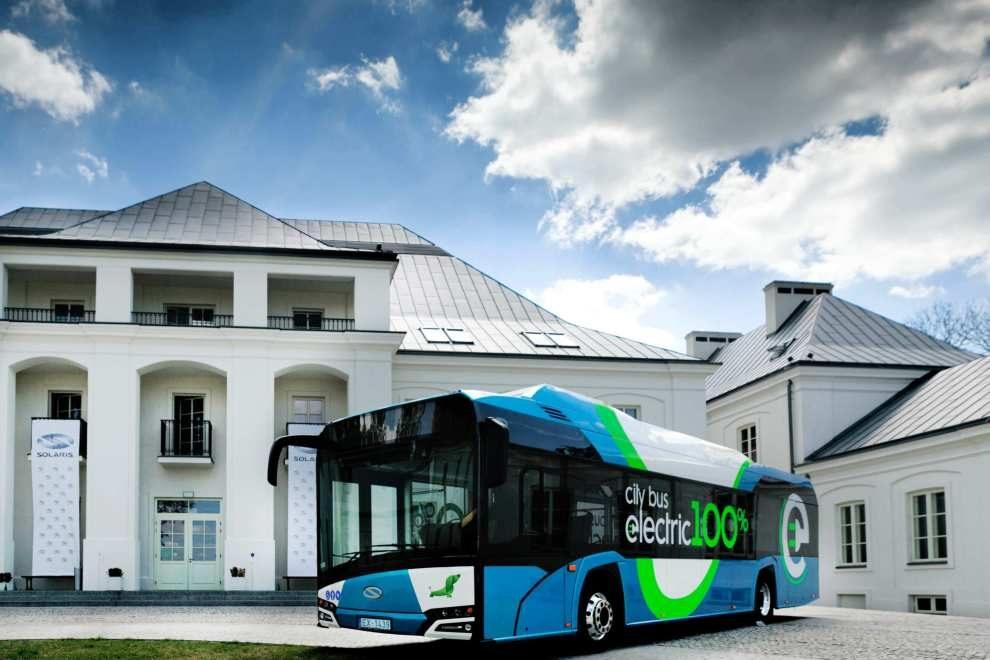 Elektryczne autobusy do Rumunii