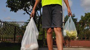 Opłata recyklingowa za torby lekkie