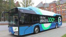 Testy autobusu elektrycznego