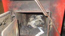 Nielegalne spalanie odpadów