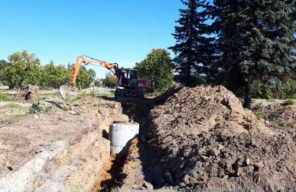 Wodociąg i kanalizacja
