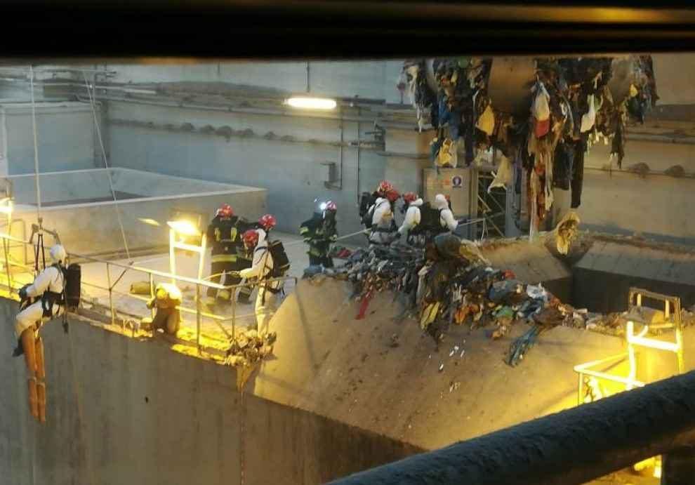 spalarnia odpadów