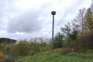Wieża dla jerzyków