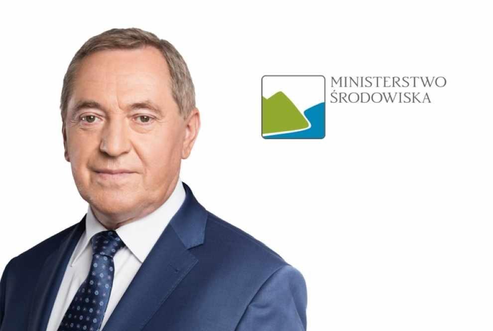 minister środowiska