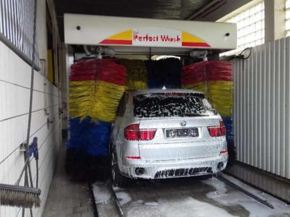 ścieki z myjni samochodów