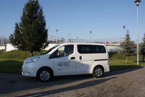 Samochód elektryczny dla GWiK