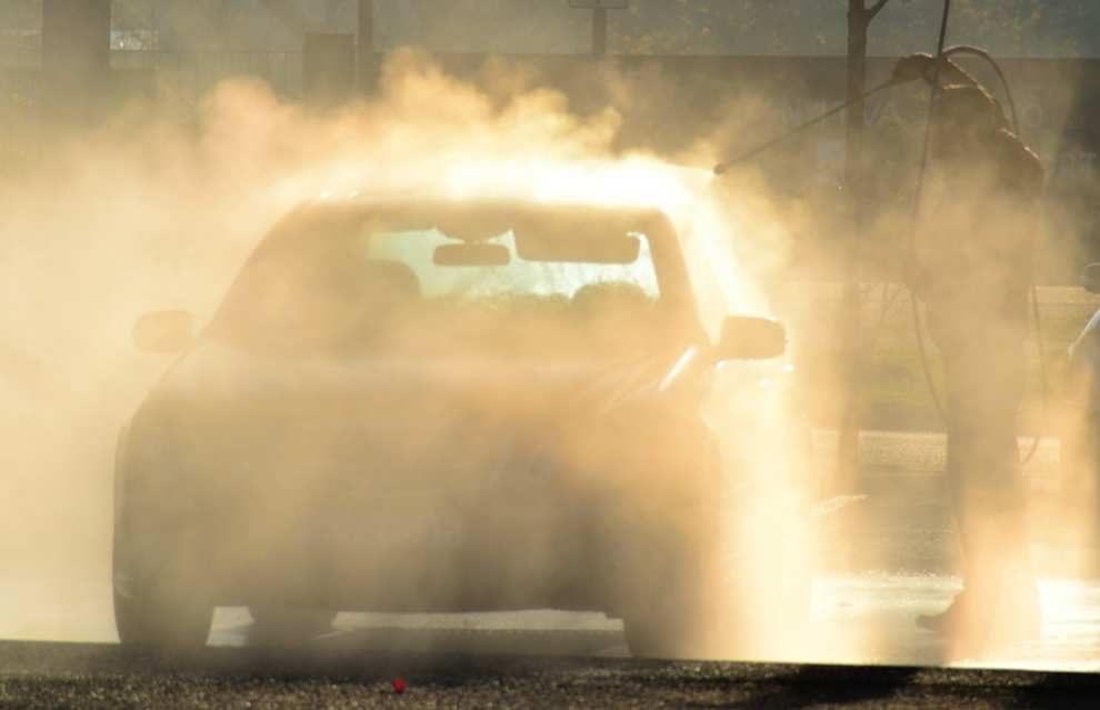 ścieki z myjni samochodowych