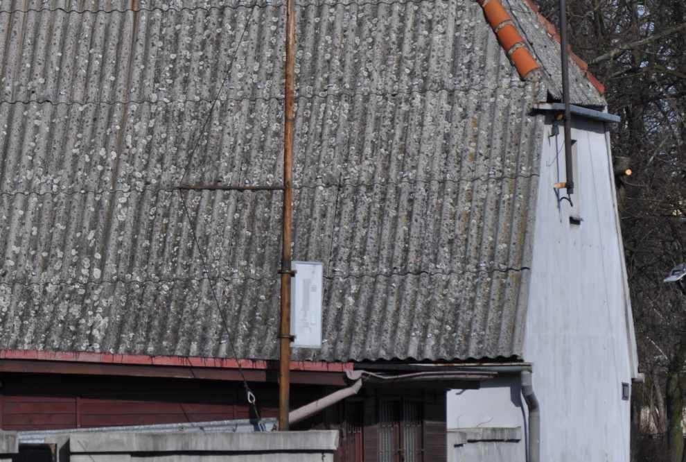 usuwać azbest