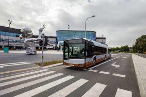 Autobusy hybrydowe dla Szczecina