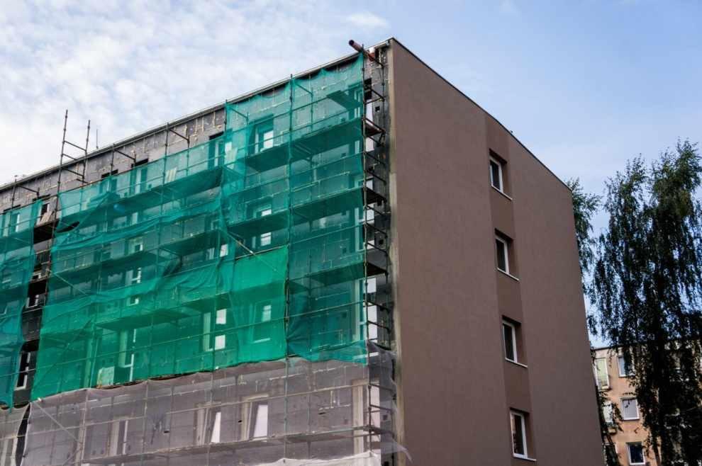 Termomodernizacja w Gdyni