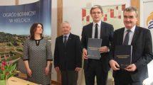 Geopark Kielce z unijnym wsparciem