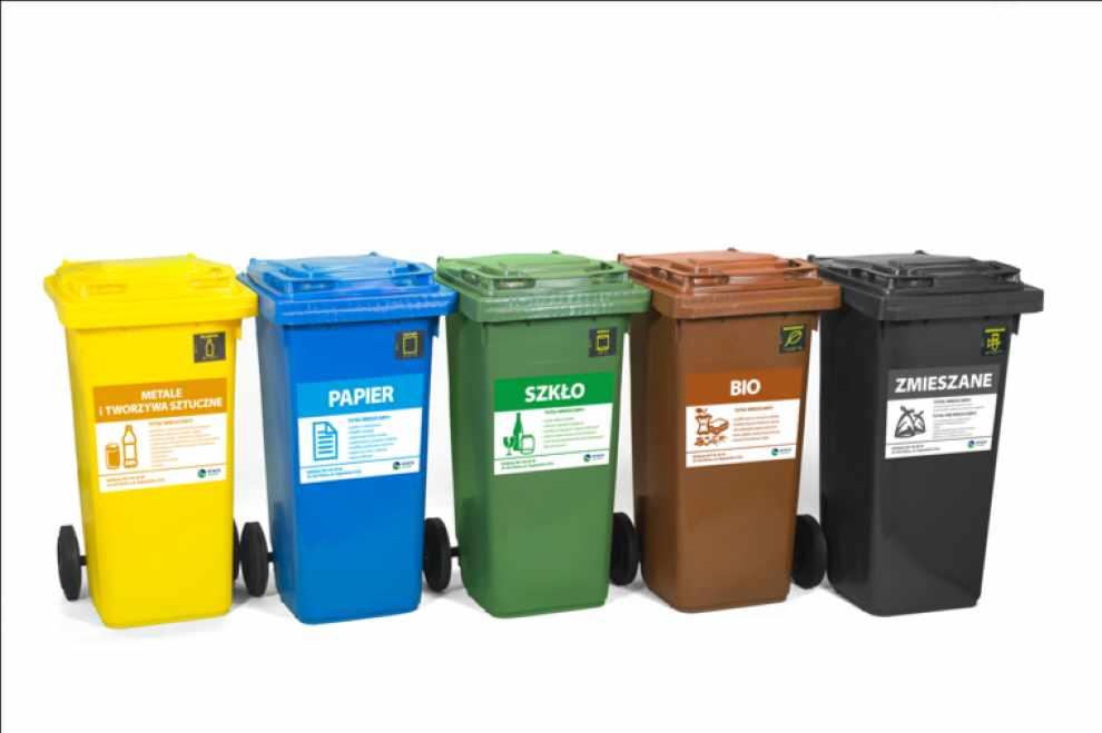 dla lepszej segregacji odpadów