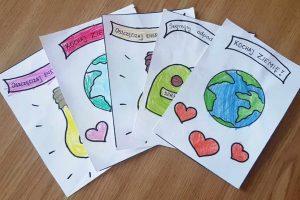przedszkolaki stawiają na ekologię