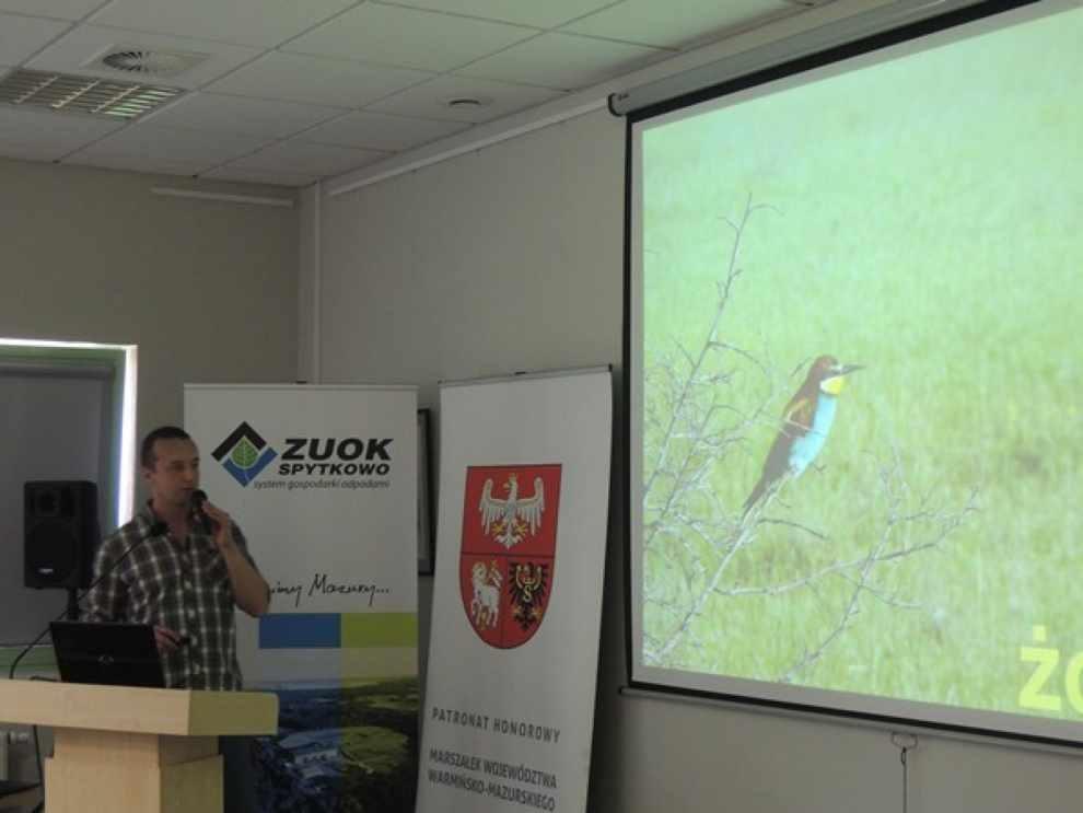 Konferencja ornitologiczna
