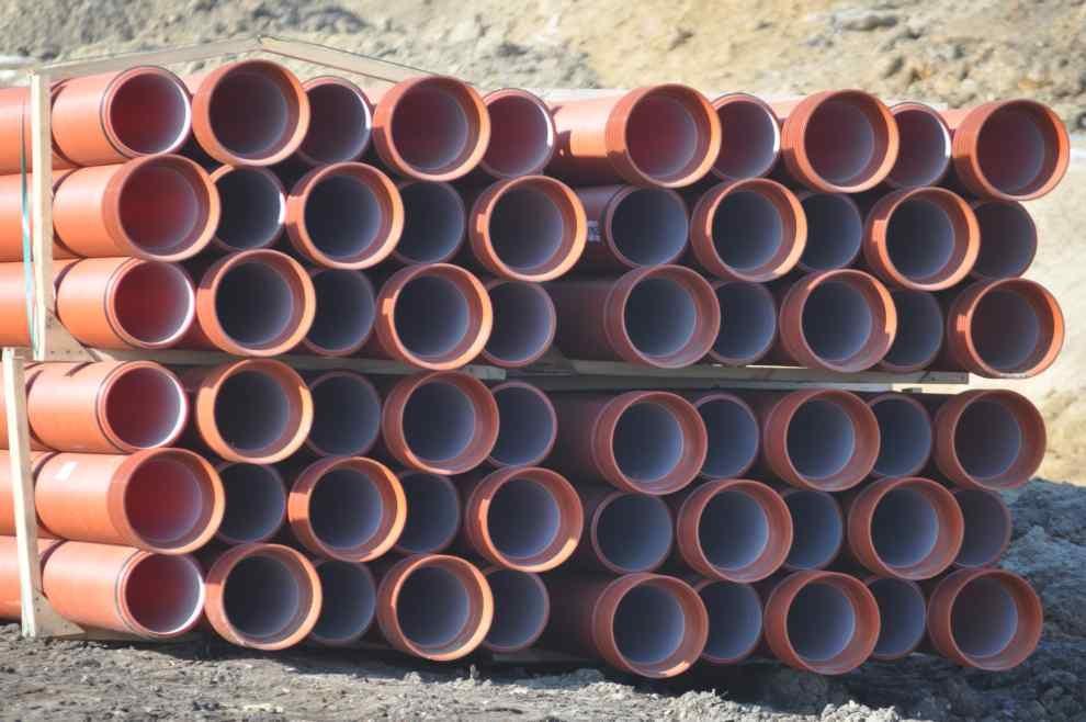 Inwestycje wodno-kanalizacyjne