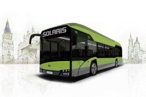 autobus wodorowy nowej generacji