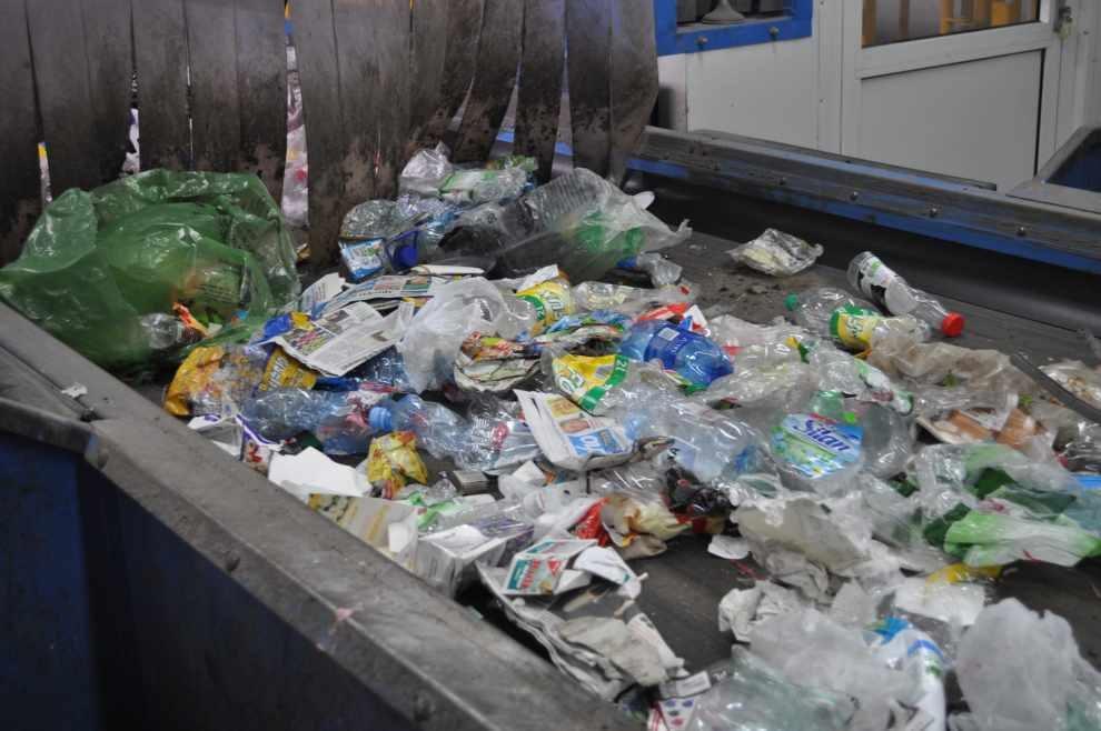 Sortownie odpadów