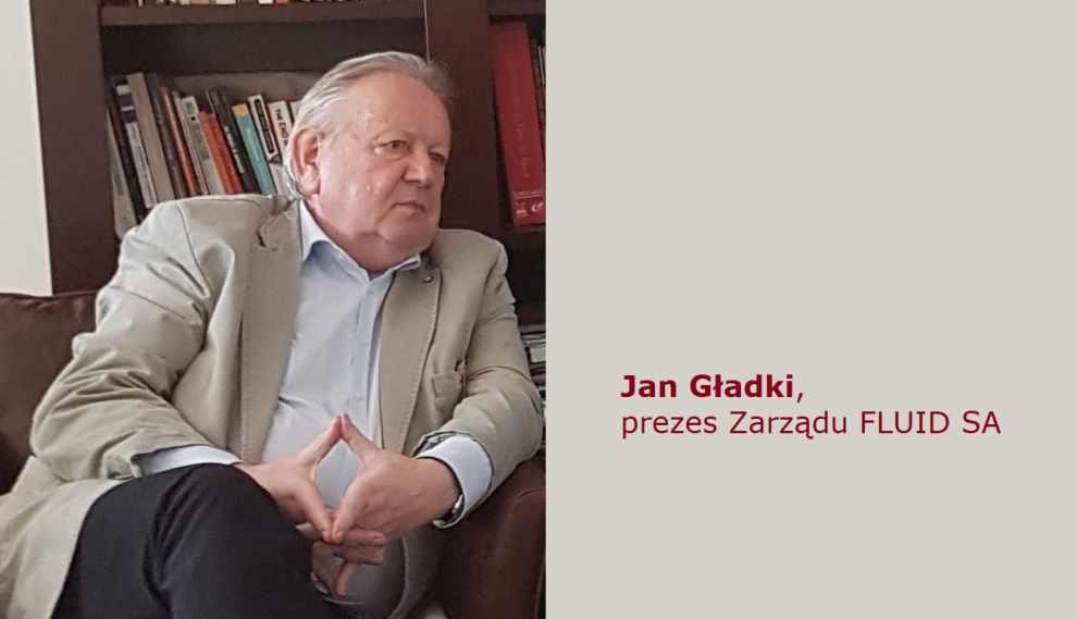 Jan Gładki, FLUID, biowęgiel