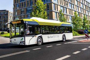 Autobusy elektryczne pojadą do Berlina