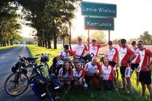 Edukacja ekologiczna na rowerze