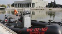 łódź patrolowa