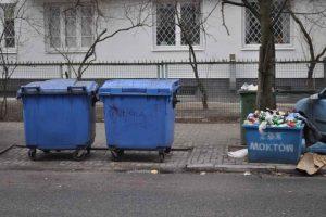 Odbiór odpadów z Mokotowa