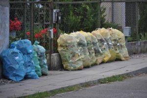 Wzrost opłaty za odpady niesegregowane