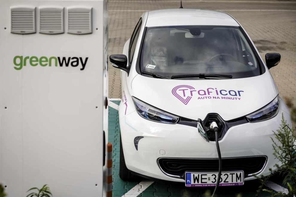 Popularyzacja pojazdów elektrycznych
