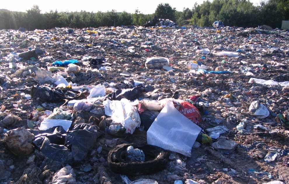 Wsparcie usuwania składowisk i magazynów odpadów