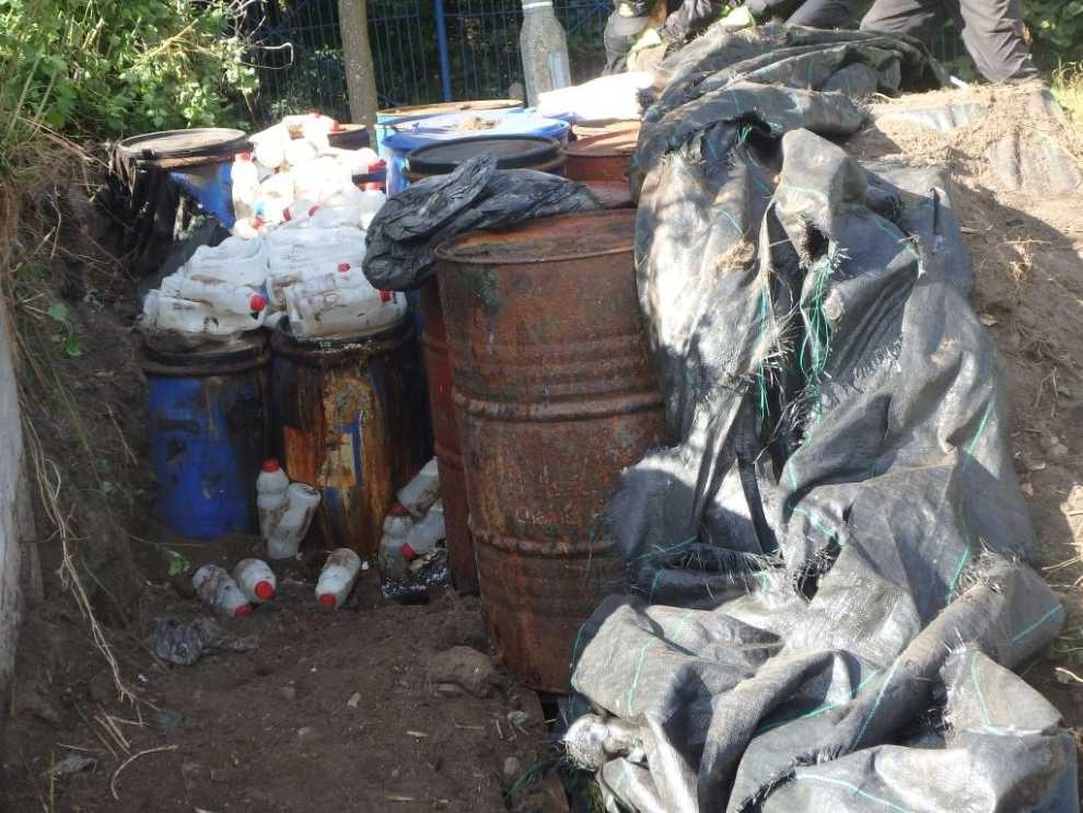 odpady niebezpieczne