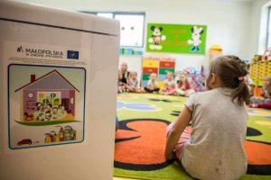 Oczyszczacze powietrza dla przedszkoli i żłobków
