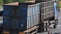 Zatrzymanie transportu odpadów